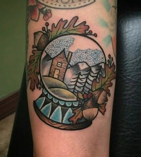 autumn-house-tattoo