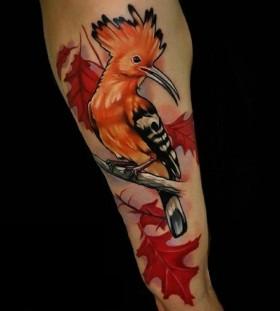 autumnn-bird-on-arm-tattoo