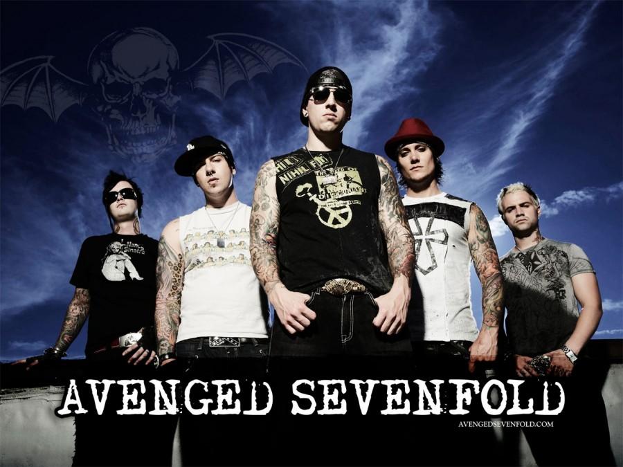 Avenged Sevenfold Band Member Tattoos 2011