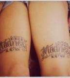 Madness Low Tattoo Design 2013