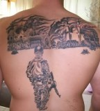Soldier Tattoos Pictures And Images