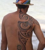 Back Tribal Tattoos For Men Pictures Tattoo Photo