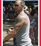 Tattoos For Men On Back Shoulder Xray