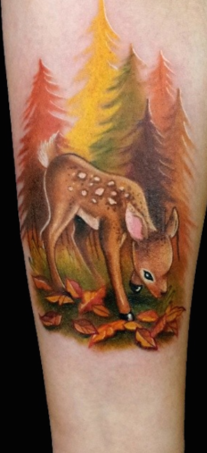 bambi-autumn-tattoo
