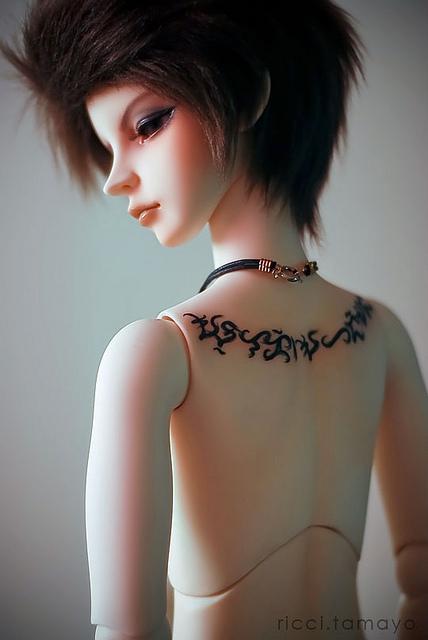 Levin Baybayin Tattoo Sample Ideas