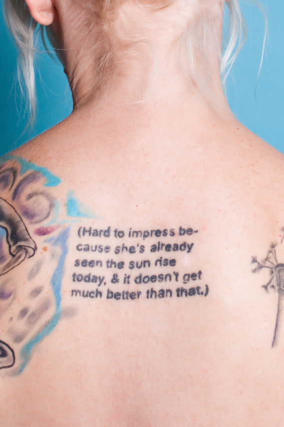 Beauty Quotes Ideas for Tattoos