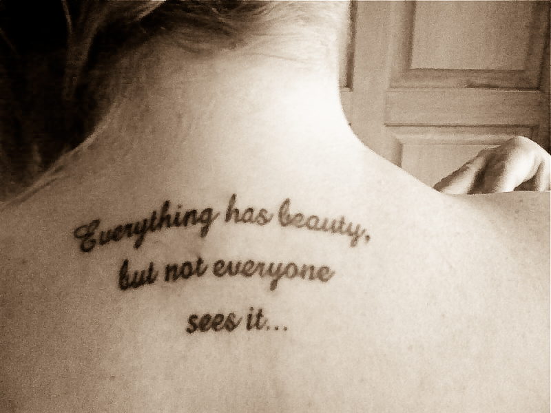 Quotations Contrariwise Literary Tattoos Quotes