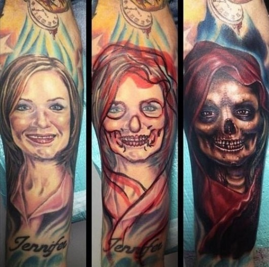 Exgirlfriend Cover Up Tattoo Pictures