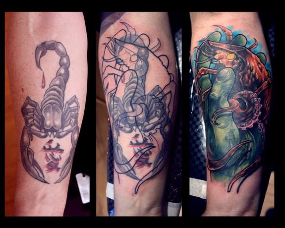 Tattoo Inspiration Worlds Best Tattoos Tattoos Tim Pangburn