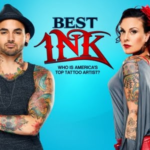 Best Ink Tattoo Banner