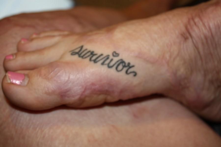 Best Qoute Tattoo Design