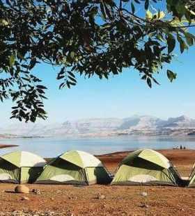 bhandardara camp experience