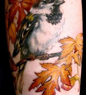 birdonbranch-autumn-tattoo