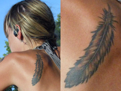 Juliet Simms Tattoos Amp Meanings
