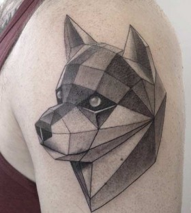 black-and-grey-wolf-tattoos