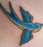 Sparrow Tattoo Learn The Deep Meanings Of The Sparrow Tattoo