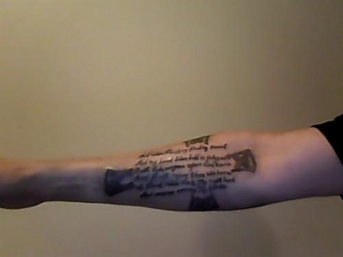 Unique Boondock Saints Tattoo Designs