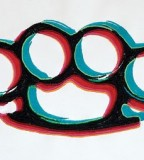 Brass Knuckle Tatttoo Sample