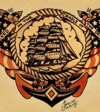 Sovereign Of The Seven Seas Sailor Tattoos