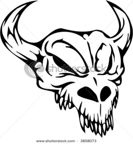 Skull Of Bull Head Tattoos Design Tattoomagz Tattoo Designs