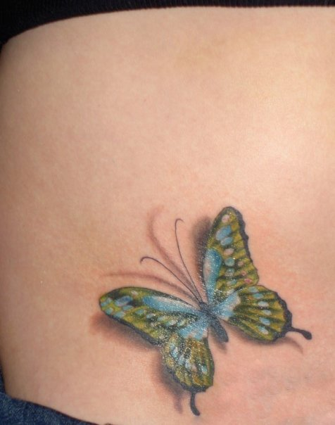 Small 3d Butterfly Tattoo On Hip Tattoomagz Tattoo Designs Ink Works Body Arts Gallery,Master Bedroom Designs Indian Style