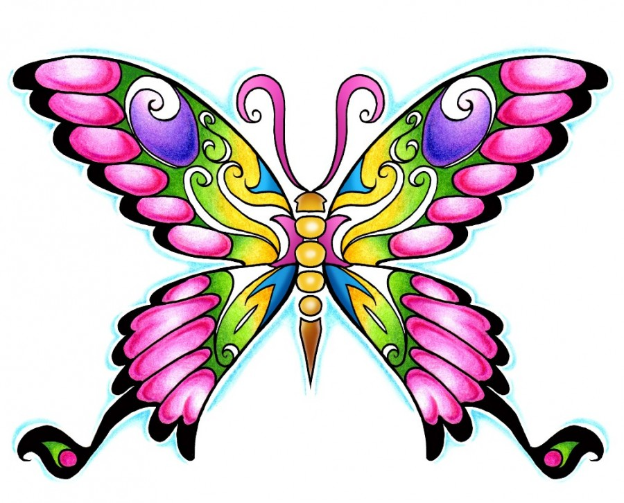 Butterfly Tattoo Meaning And Ideas