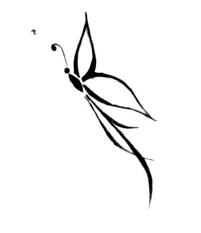 Celtic Butterfly Tattoo Celtic Butterfly Tattoo