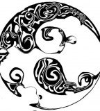 Circular Celtic Tattoos Sketch Ideas