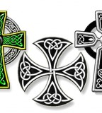 Religious Design Of Celtic Cross Tattoos