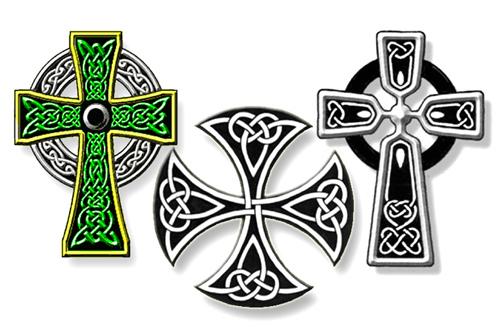 Religious Design Of Celtic Cross Tattoos