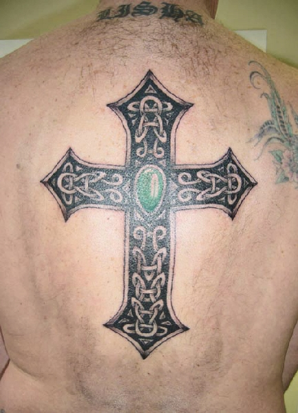 Celtic Cross Tattoos High Quality Photos