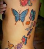 Great Butterfly Tattoo Ideas For Women - Butterfly Tattoo Images