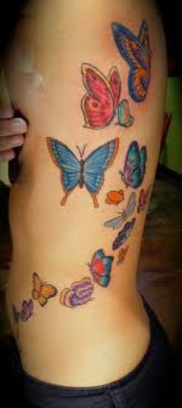 Great Butterfly Tattoo Ideas For Women – Butterfly Tattoo Images