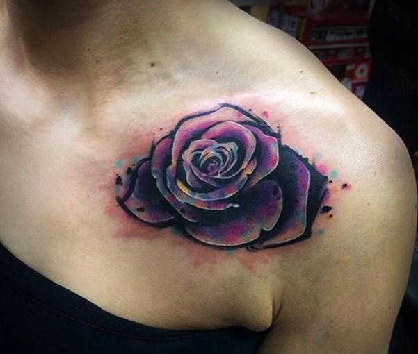 color-rose-shoulder-tattoo