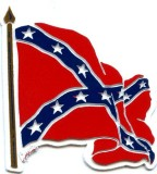 Confederate Flag Tattoos Design4