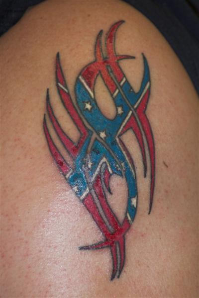 Confederate Flag Tattoos Images Comments Graphics