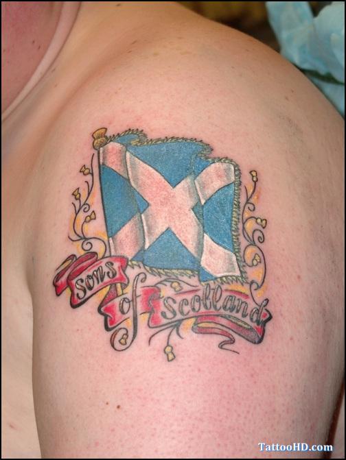 Rebel Flag Chevy Tattoos