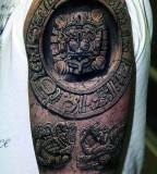 Stunning 3D Celtic Tattoo Design on Arm