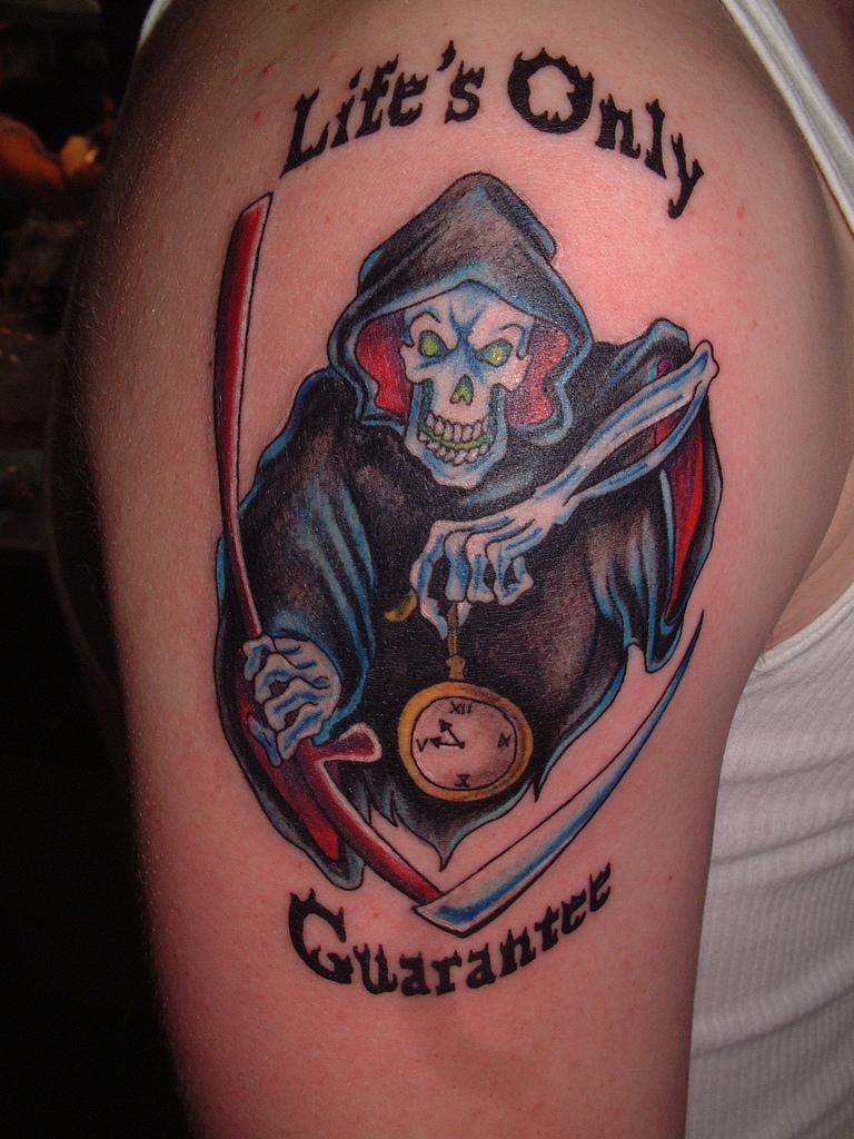 Cool 3d Tattoo On Men Shoulder Tattoomagz Tattoo Designs Ink