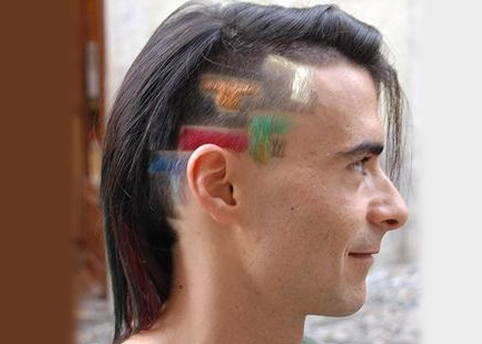 Hair Colorful Tattoos For Your Brand New Hairstyle