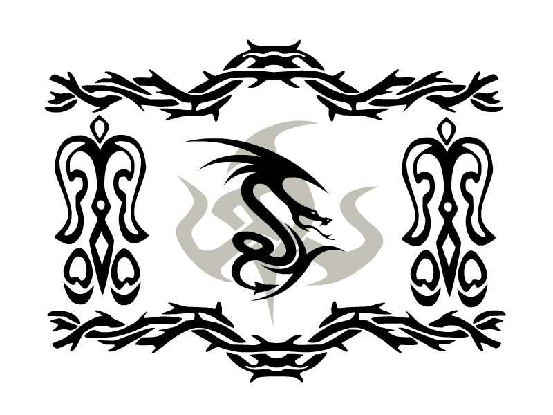 Tribal Image Tattoo Design For Your Own Design Tattoo - | TattooMagz ...