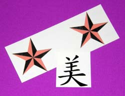 Temporary Tattoo Paper Create Your Own Temporary Body Art Tattoos