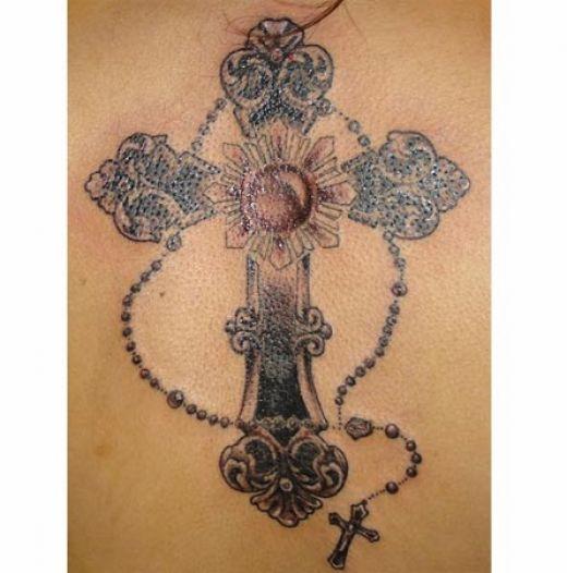 Cross Tattoos For Women Tattoo Girls
