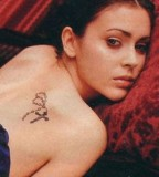 High Quality  Jesus Cross Tattoo Design