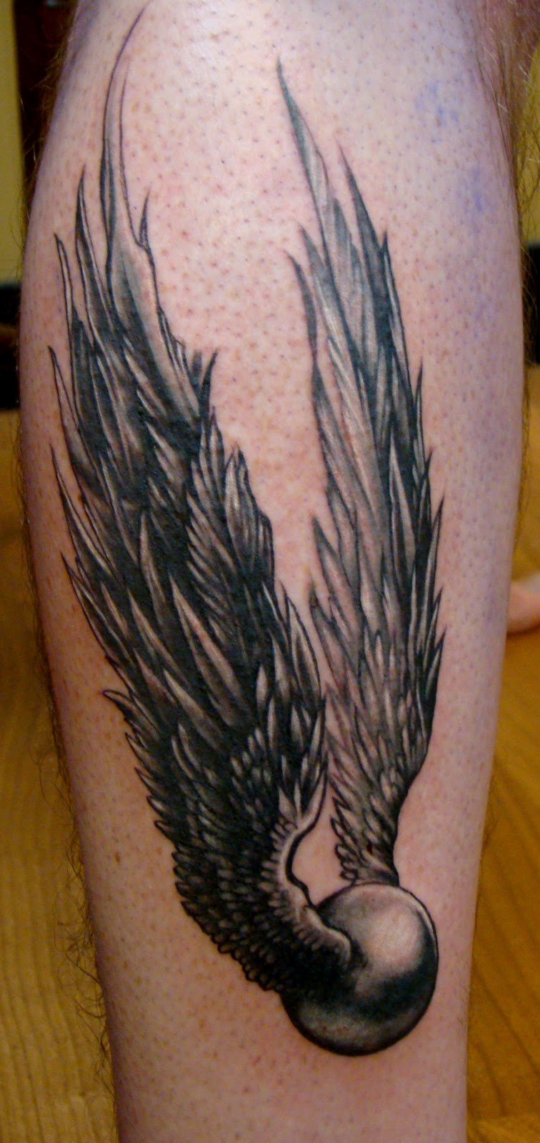 Arrows And Embers Custom Tattooing