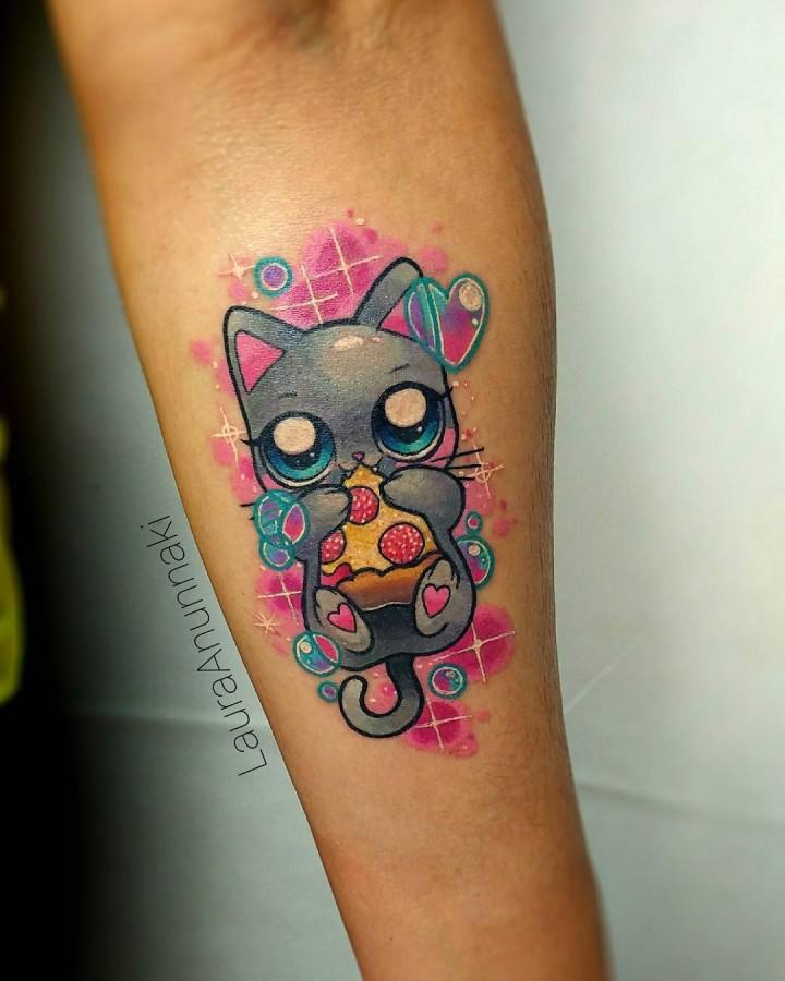 cute-cat-kawaii-tattoo