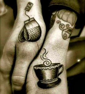 cute couple tattoo1