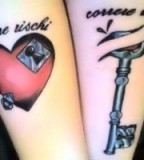 Annelisa Leite Couple Tattoo Ideas