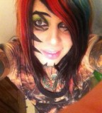 Talented and Gorgeous Dahvie Vanity Tattoos