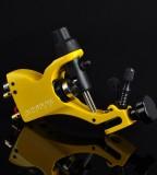 Yellow Top Handmade Danny Fowler Tattoo Machine Gun Liner M108